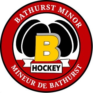 Bathurst Minor Hockey Logo